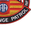 75th Infantry Regiment O Company Long Range Patrol - Airborne Ranger   Lower Right Quadrant