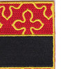 182nd Field Artillery Regiment Patch | Upper Right Quadrant