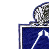 180th Infantry Regiment Patch | Upper Left Quadrant