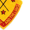 180th Field Artillery Battalion Patch | Lower Right Quadrant