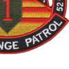 75th Infantry Regiment I Company Long Range Patrol - Airborne Ranger | Lower Right Quadrant