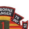 75th Infantry Regiment I Company Long Range Patrol - Airborne Ranger | Upper Right Quadrant