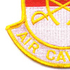 17th Cavalry Regiment Patch Airborne | Lower Left Quadrant