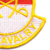 17th Cavalry Regiment Patch Airborne | Lower Right Quadrant