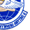 17th Airlift Squadron Patch | Lower Right Quadrant