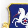 17th Air Force Shoulder Patch Hook And Loop | Upper Left Quadrant