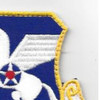 17th Air Force Shoulder Patch Hook And Loop | Upper Right Quadrant