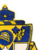 178th Infantry Regiment Patch | Upper Right Quadrant