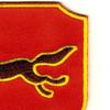 178th Field Artillery Regiment Patch | Upper Right Quadrant