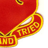 178th Field Artillery Regiment Patch | Lower Right Quadrant