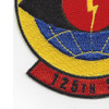 125th STS Special Tactics Squadron Patch | Lower Left Quadrant