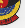125th STS Special Tactics Squadron Patch | Lower Right Quadrant