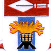 125th Signal Battalion Patch Leokani Okauwila | Center Detail