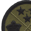 125th Regional Readiness Command Patch | Upper Left Quadrant