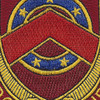 125th Quartermaster Regiment Patch | Center Detail
