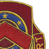125th Quartermaster Regiment Patch | Upper Right Quadrant