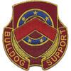 125th Quartermaster Regiment Patch