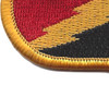 125th Military Intelligence Battalion Patch Oval | Lower Left Quadrant