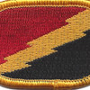 125th Military Intelligence Battalion Patch Oval | Center Detail
