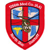 1256th Aviation Medical Company Air Ambulance Patch