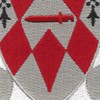 1249th Engineering Battalion Patch | Center Detail