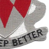 1249th Engineering Battalion Patch | Lower Right Quadrant