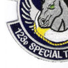 123rd Special Tactics Squadron (Color) Patch | Lower Left Quadrant