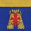 123rd Cavalry Regiment Kentucky National Guard Patch | Center Detail