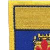 123rd Cavalry Regiment Kentucky National Guard Patch | Upper Left Quadrant