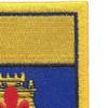 123rd Cavalry Regiment Kentucky National Guard Patch | Upper Right Quadrant