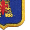 123rd Cavalry Regiment Kentucky National Guard Patch | Lower Right Quadrant