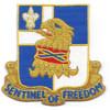 122nd Infantry Regiment Patch