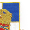 122nd Infantry Regiment Patch   Upper Right Quadrant