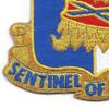 122nd Infantry Regiment Patch | Lower Left Quadrant