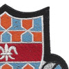 122nd Cavalry Regiment A Version Patch   Upper Right Quadrant