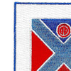 122nd Armored Infantry battalion Patch | Upper Left Quadrant