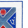 122nd Armored Infantry battalion Patch | Upper Right Quadrant