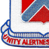 122nd Armored Infantry battalion Patch | Lower Left Quadrant