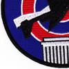 121st Tactical Fighter Squadron Patch F-4D Phantom   Lower Left Quadrant