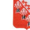 121st Signal Battalion Patch | Lower Left Quadrant