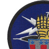 121st Fighter Squadron Patch | Upper Left Quadrant