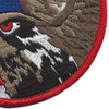 121st Fighter Squadron F-16C+ Patch | Lower Right Quadrant