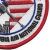 121st Fighter Squadron Capital Guardians Patch | Lower Right Quadrant