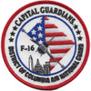 121st Fighter Squadron Capital Guardians Patch
