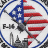 121st Fighter Squadron Capital Guardians Patch | Center Detail