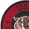 120th Fighter Squadron Patch | Upper Left Quadrant