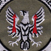 11th Aviation Attack Regiment Patch OD | Center Detail