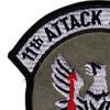 11th Aviation Attack Regiment Patch OD | Upper Left Quadrant