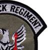 11th Aviation Attack Regiment Patch OD | Upper Right Quadrant