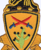 11th Armored Cavalry Regiment Patch | Center Detail